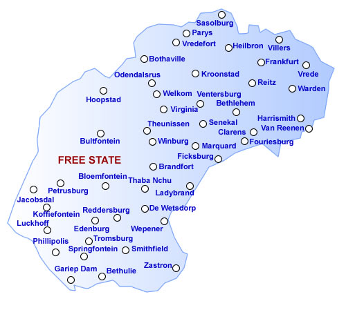 sold property free state south africa