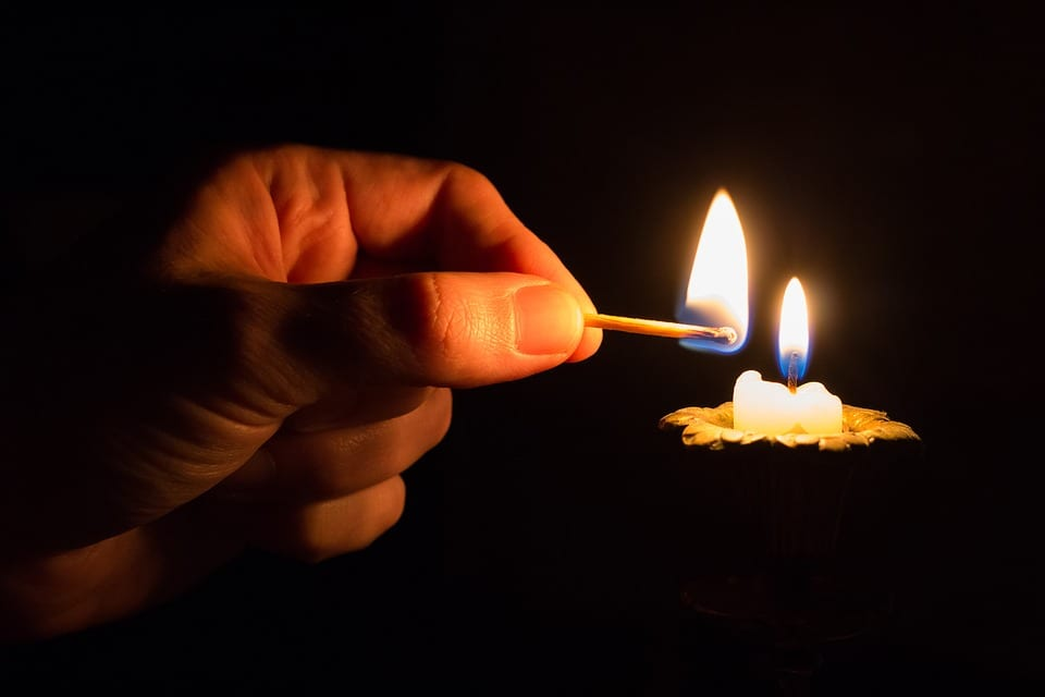 Power cuts good for property in South Africa?
